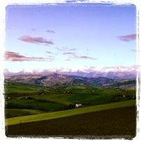 i monti Sibillini