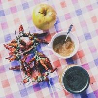 Marmellata di mele e peperoncino