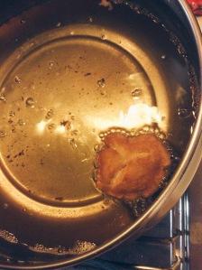 Il passaggio della frittura