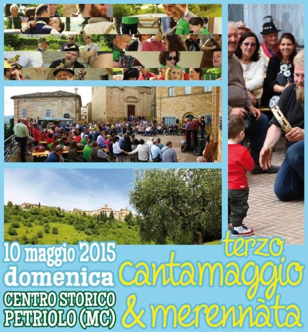 Cantamaggio petriolese 2015