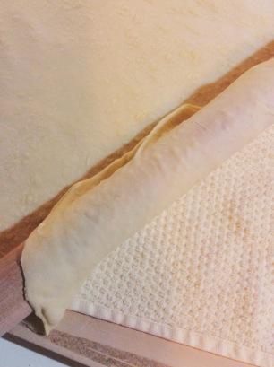 La pasta dello strudel